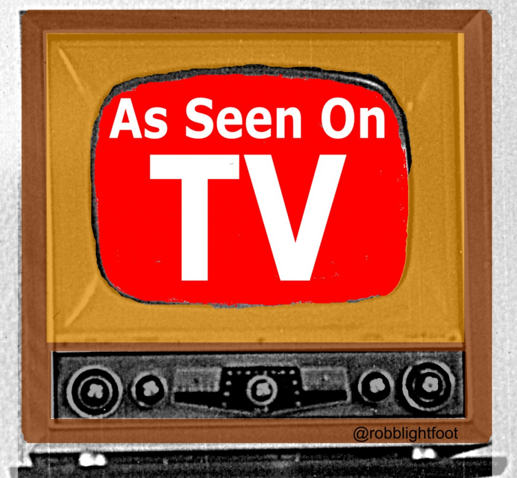 Photo image - as seen on TV