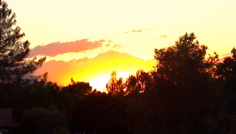 Photo of Sunset in Palo Cedro