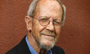 photo of writer Elmore Leonard