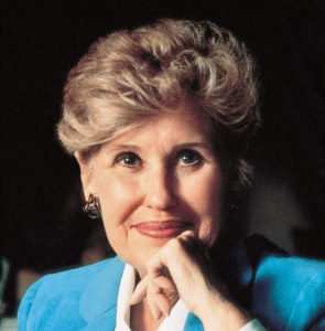 Photo of Erma Bombeck for Robb Lightfoot's website